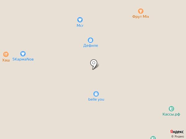 Меха Екатерина на карте Екатеринбурга