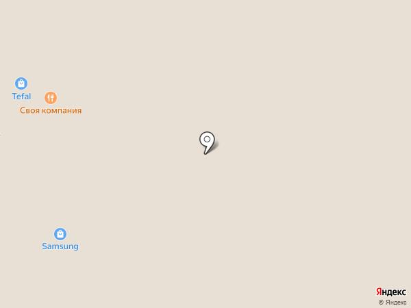 Своя Компания на карте Екатеринбурга