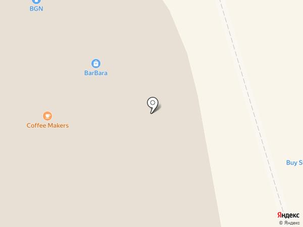 CoffeеMakers на карте Екатеринбурга