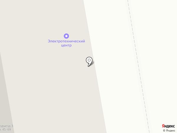 Северный Альянс на карте Екатеринбурга
