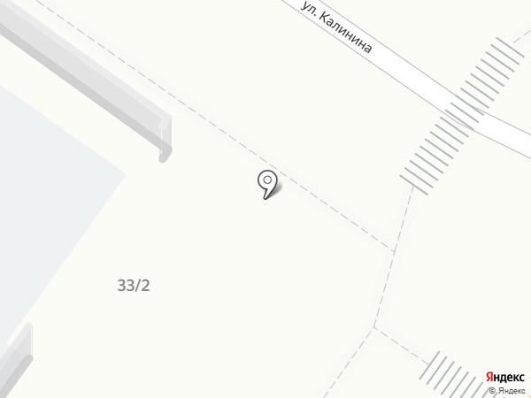 Сеть киосков по продаже колбасной продукции на карте Екатеринбурга
