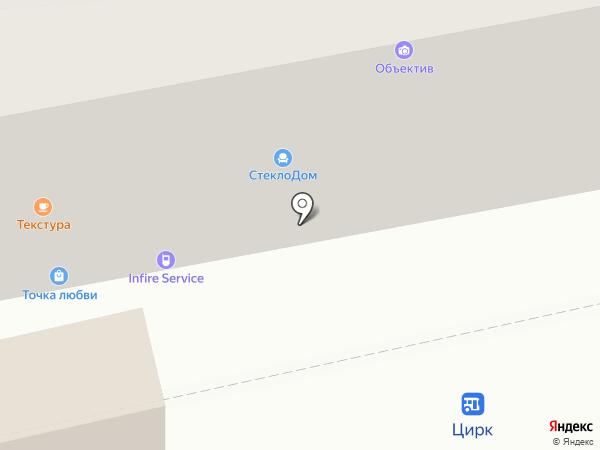 MARKET.DO4A.COM на карте Екатеринбурга