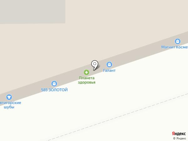 Баско Пати на карте Екатеринбурга