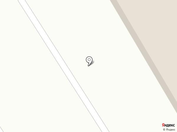НАНО-автомойка на карте Верхней Пышмы