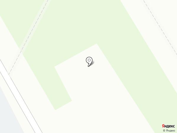 Киоск по продаже фастфудной продукции на карте Верхней Пышмы