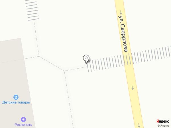 Lena S на карте Екатеринбурга