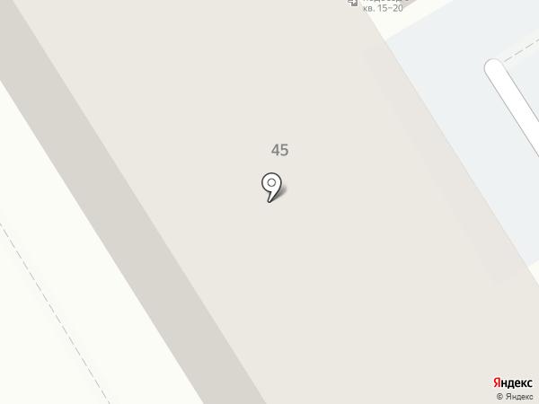 Первый Эвакуатор на карте Верхней Пышмы