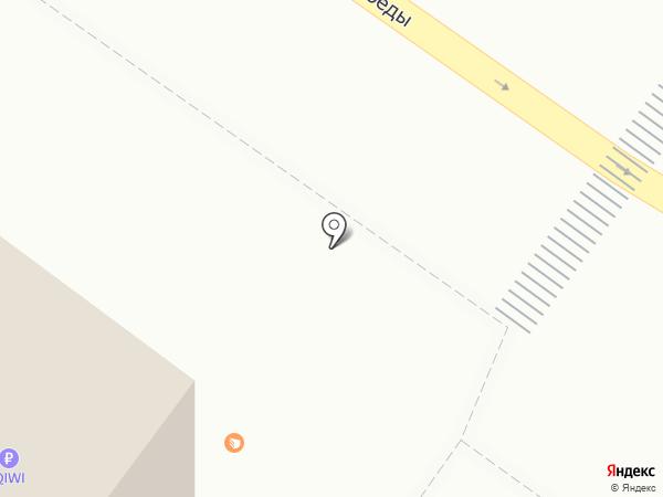 Планета здоровья на карте Екатеринбурга