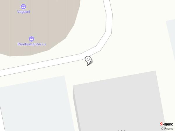 Хилтон на карте Екатеринбурга
