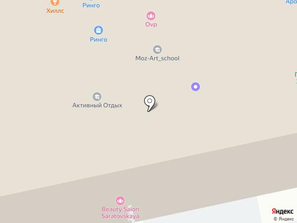 МАГАЗИН ТУРОВ на карте Екатеринбурга
