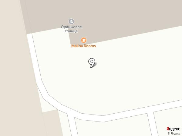 Лаунж на карте Екатеринбурга