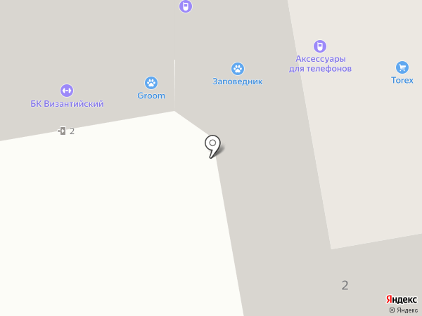 ЮГ-ЭНЕРГО на карте Екатеринбурга