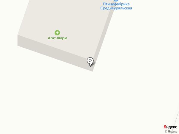 АГАТ-ФАРМ на карте Балтыма