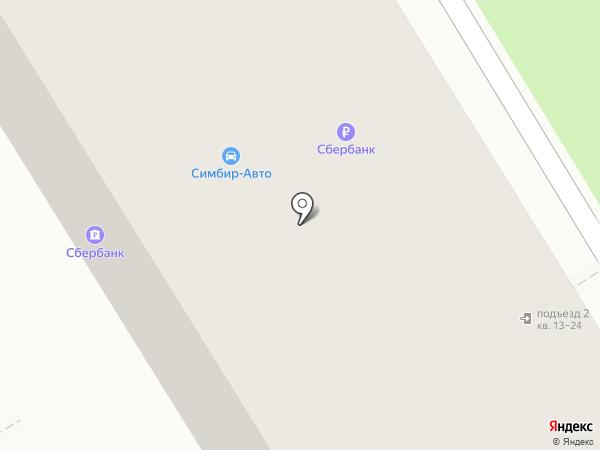 Центр цифровых услуг на карте Верхней Пышмы