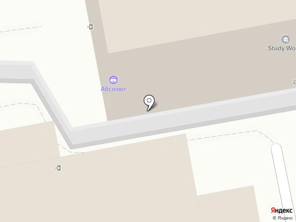 ИНФОФЛОТ на карте Екатеринбурга