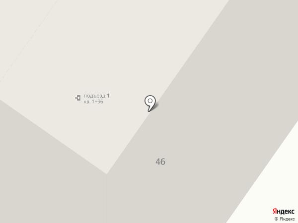 Фортуна-турс на карте Екатеринбурга