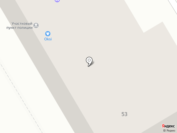 Лавандерия Н на карте Верхней Пышмы