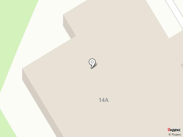 Д-Строй на карте Верхней Пышмы