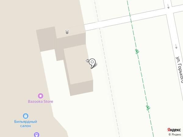 ODO-СENTER на карте Екатеринбурга