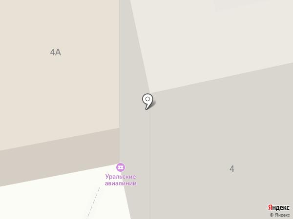 АБМ-сервис на карте Екатеринбурга