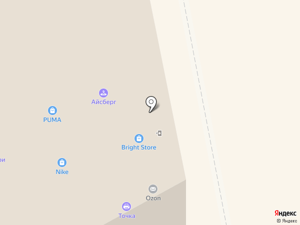 YoungSta Shop на карте Екатеринбурга