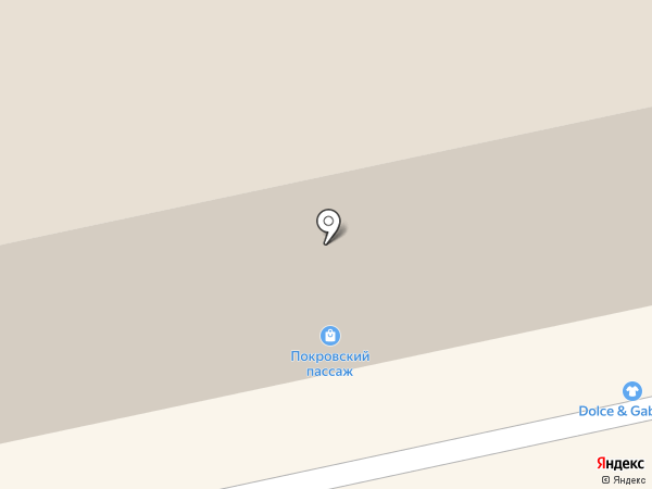 Loro Piana на карте Екатеринбурга
