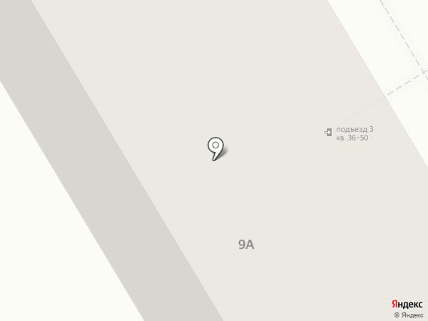 Юма-Страхование на карте Верхней Пышмы