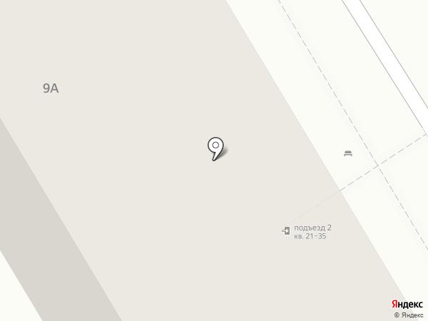 Автошкола на карте Верхней Пышмы