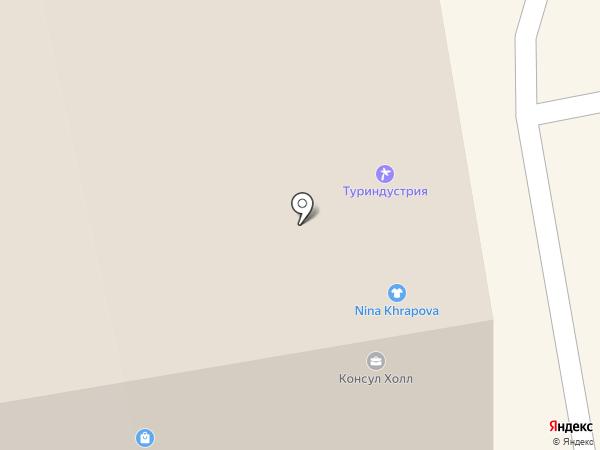 BOUTIQUETV на карте Екатеринбурга