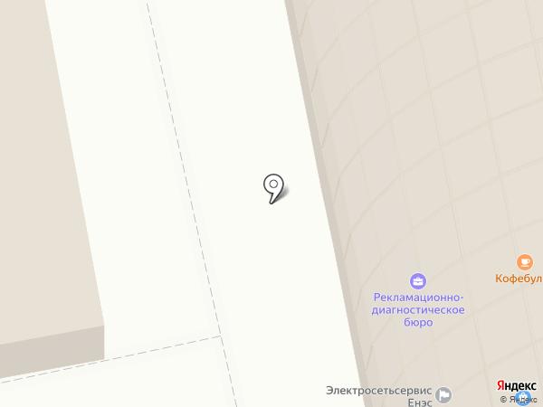 Mon Amour на карте Екатеринбурга