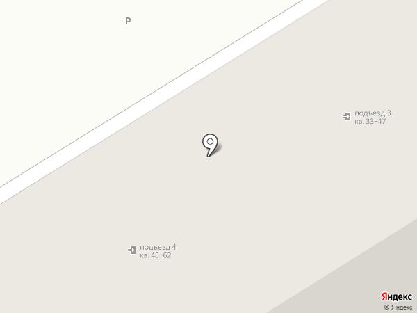 Краюшка на карте Верхней Пышмы