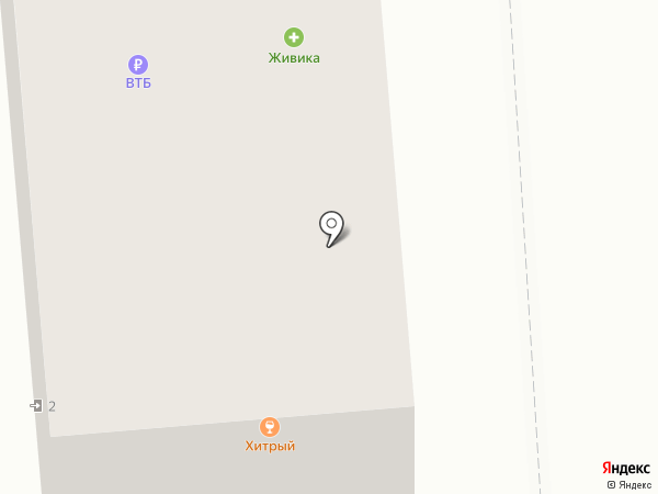 Хлебница на карте Екатеринбурга