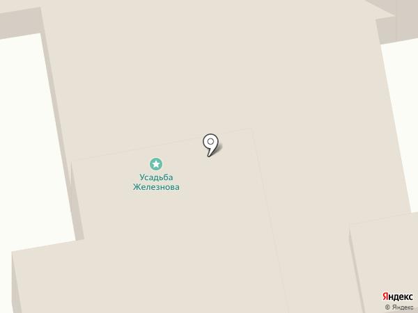 Банк культурной информации на карте Екатеринбурга