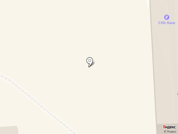 Илида на карте Екатеринбурга