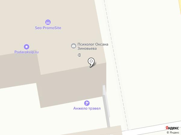 Бизнес УРАЛ на карте Екатеринбурга
