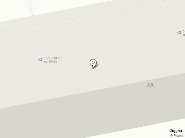 Арт-хостел на Красноармейской на карте Екатеринбурга