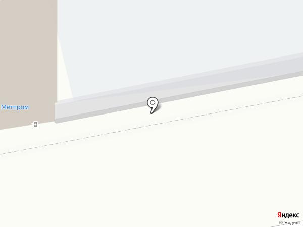 ЮрАлМет на карте Екатеринбурга