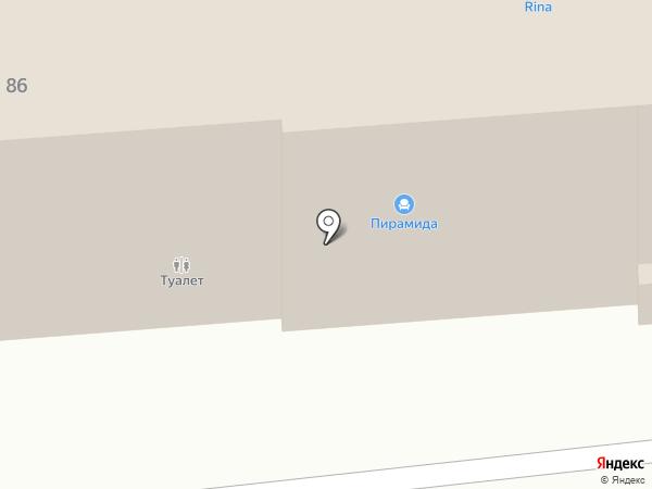 МАМЕ ОТ МАМЫ на карте Екатеринбурга