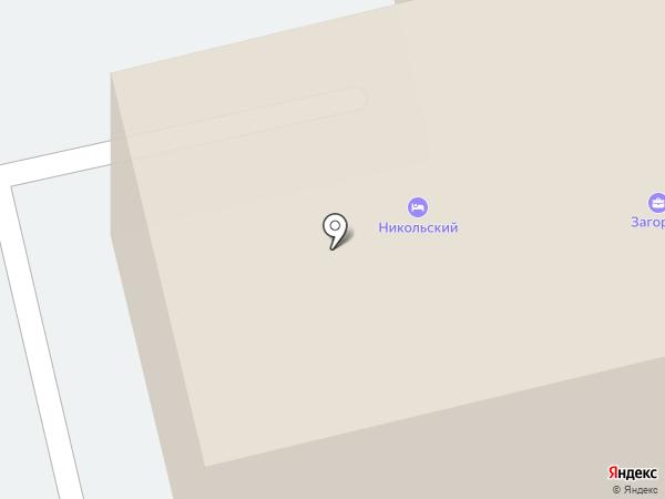 Никольский на карте Екатеринбурга