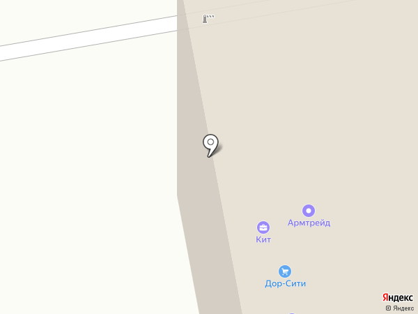 Международный автоклуб на карте Екатеринбурга