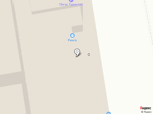 Трын-Трава на карте Екатеринбурга