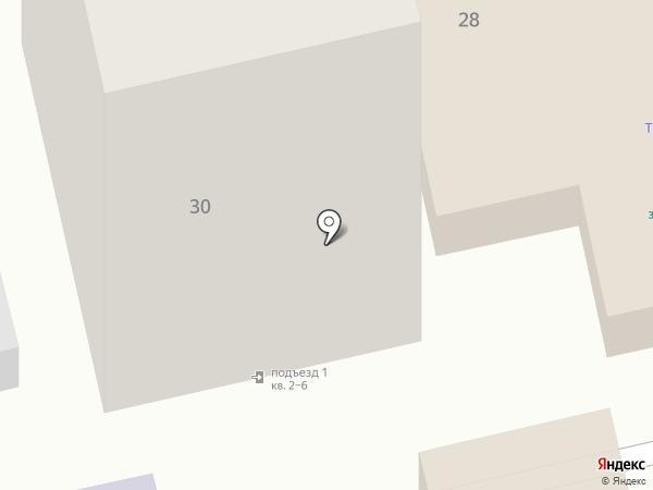 Chaismpro TeaHouse на карте Екатеринбурга