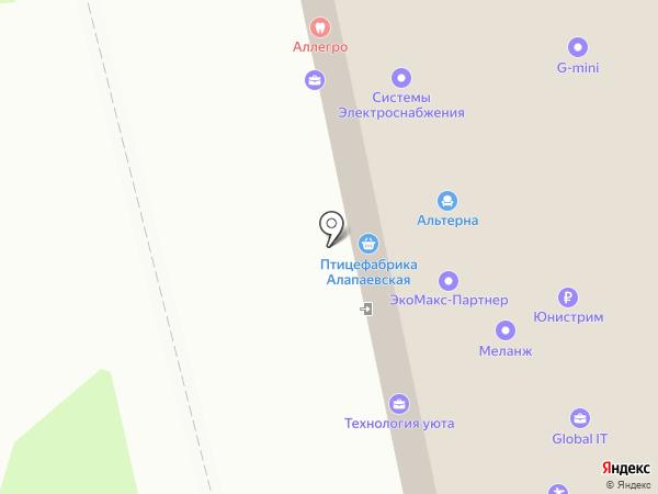 ПромМонтаж на карте Екатеринбурга