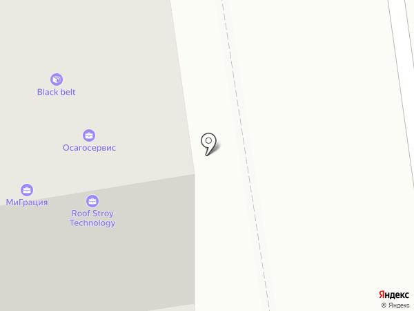 Адонис на карте Екатеринбурга