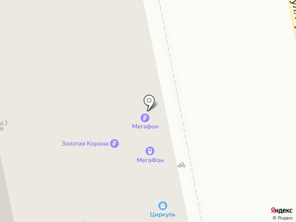 Блэк Бизон на карте Екатеринбурга