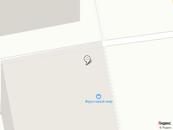 Wаурма на карте Екатеринбурга