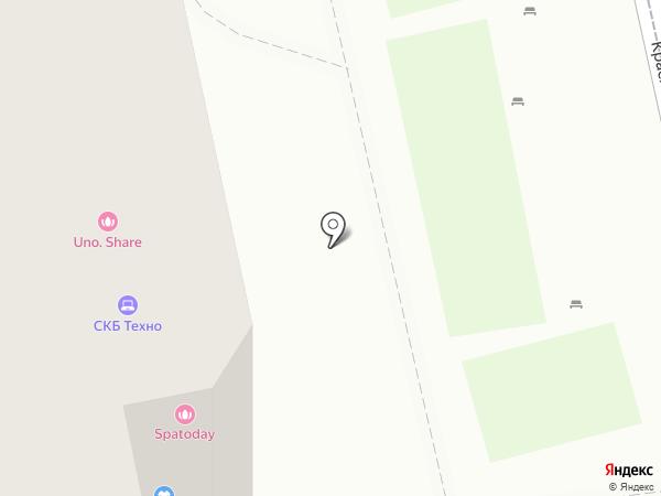 Arcobaleno на карте Екатеринбурга