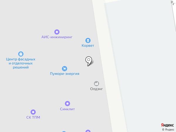 Техно-М на карте Екатеринбурга