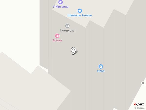 У Михаила на карте Екатеринбурга