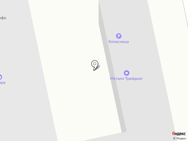 Желтые страницы на карте Екатеринбурга